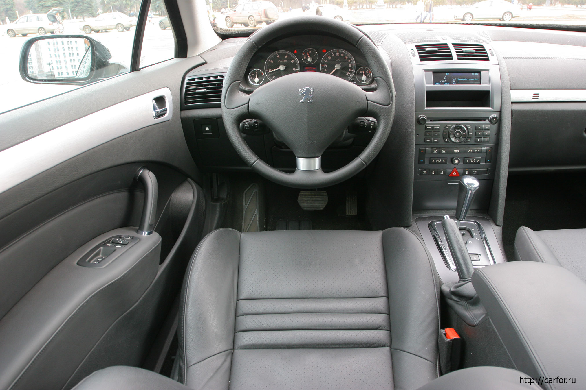 peugeot 407 cupe отзывы