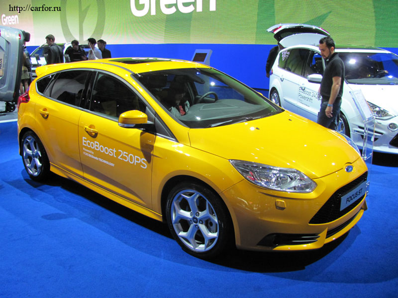 Ford Focus ST EcoBoost 250PS