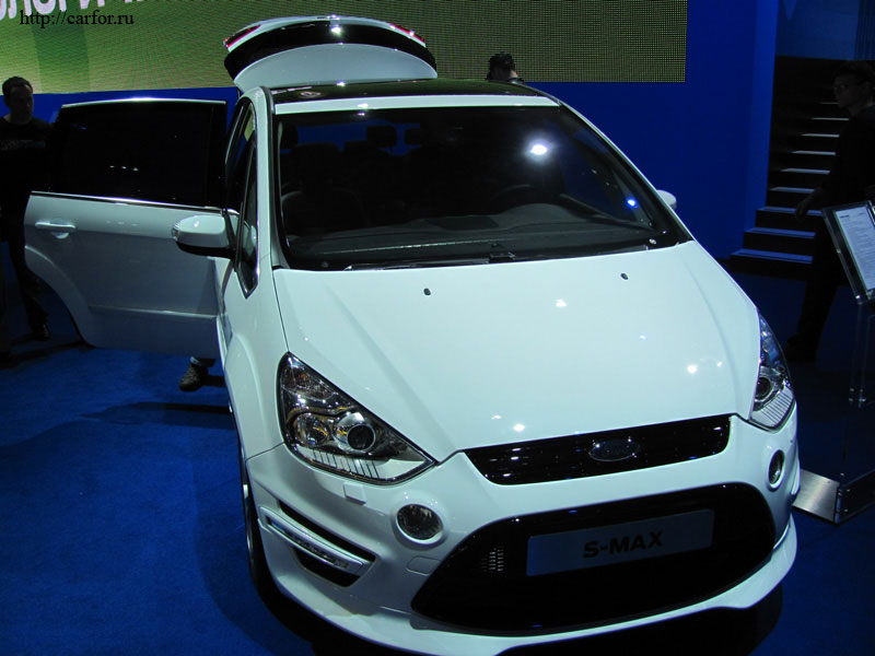 Ford S-MAX 2012 new