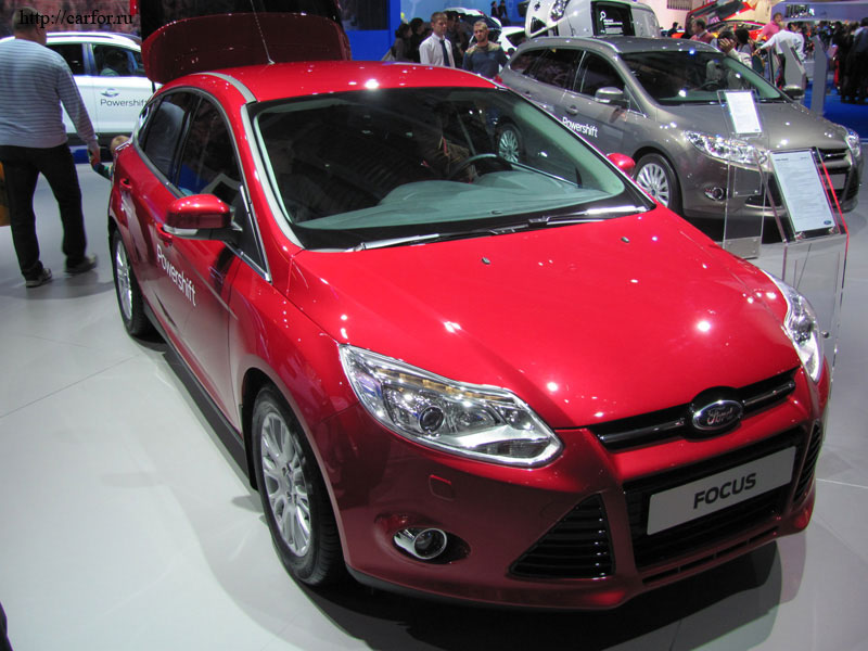 Ford Focus 2012 new