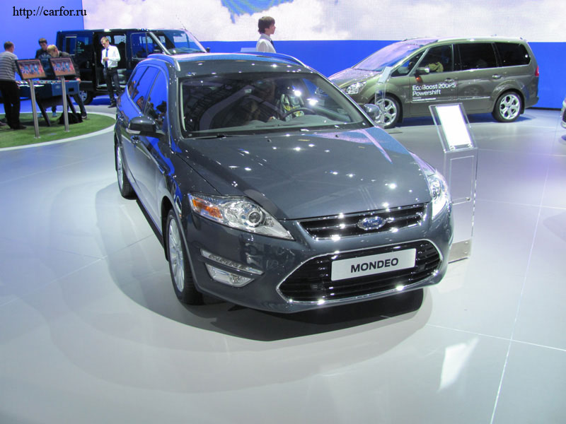 Ford Mondeo 2012 new