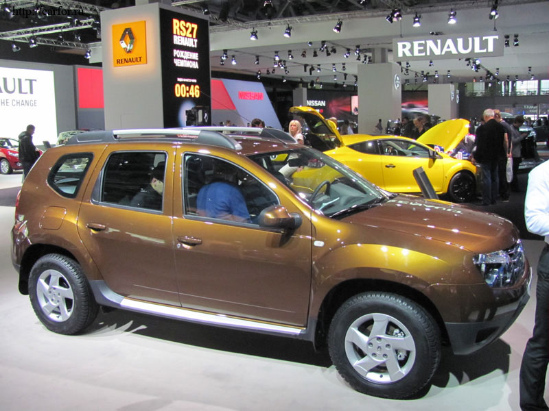 renault duster 2012 new