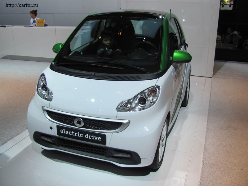 smart electric drive new