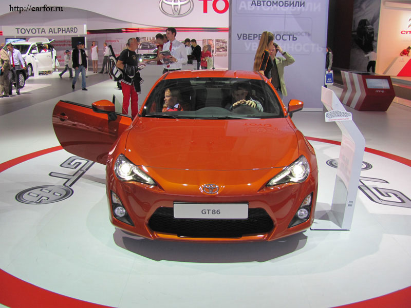 toyota gt86 new