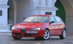 Советы по покупке автомобиля Alfa Romeo 147