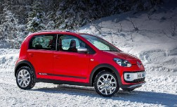 Микромобиль Volkswagen Cross Up!