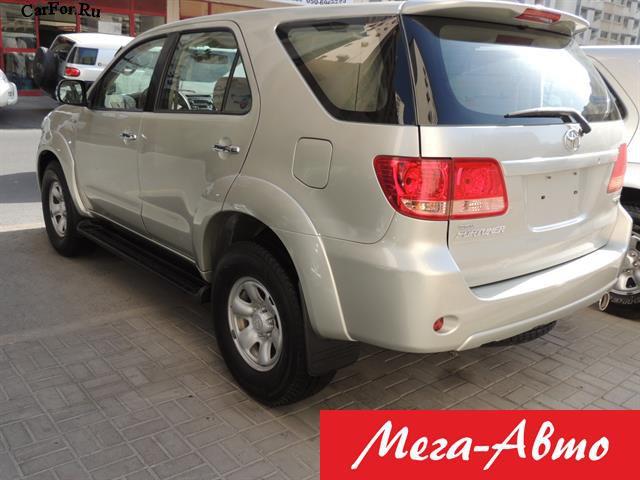 Продажа автомобиля Toyota Fortuner 2008 г/в по цене 1,010,000 руб в