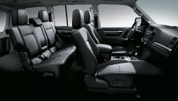 Mitsubishi Pajero IV:  для тех, кто ценит постоянство
