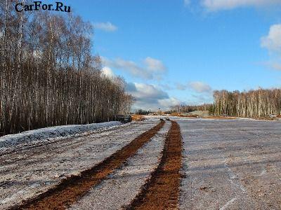 С 2013 года дороги в г.Клин и Клинском районе будут приниматься после ремонта только на основании заключения...