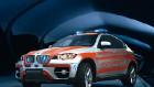 BMW создал самую мощную скорую помощь