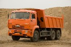 «КАМАЗ» помогает строителям Иркутска