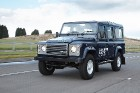 Land Rover Defender – электрокар