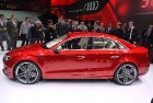Автомобили Audi A3 свершили эволюцию поколений