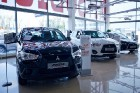Новый Mitsubishi Motors во Внуково