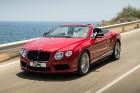 Мощная роскошь Bentley Continental GT V8 S 2014