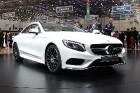 Возвращение Mercedes S-Class Coupe