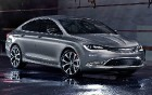 Новое 2-е поколение Chrysler 200