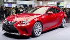 Спорт-купе Lexus RC уже в продаже!