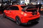 Презентация серийной Honda Civic Type R новой генерации уже совсем скоро