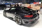 Шпионам удалось  рассекретить обновленный Porsche 911 Turbo S