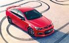 Спорткар Holden Clubsport R8 получил юбилейную спецверсию