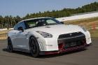 Nissan показал версию GT-R Nismo