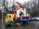 Эвакуация автомобиля в Москве будет стоить 5 000 рублей