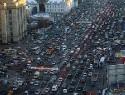Результаты борьбы с пробками – скорость движения транспорта снизилась на 10%