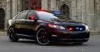 Презентация новой полицейской машины Форд Телец