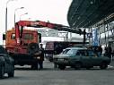 Эвакуаторщиков обязали извещать водителей при помощи SMS