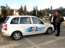 Минтранс предложил пересадить таксистов на электромобили