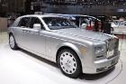 Обновленный лимузин Rolls-Royce Phantom будет стоить на 5 процентов дороже