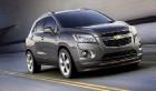 Скорое появление Chevrolet Tracker