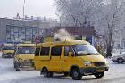 Частно-транспортную голодовку объявили водители маршруток Новосибирска