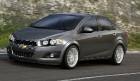 Машина Chevrolet Aveo стала наиболее безопасным авто своей категории