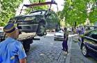 Конфискация авто за неуплату штрафа