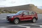 BMW X3 станет солиднее