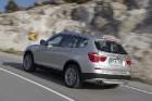 BMW X3 прибавит себе солидности