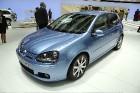 В разработке находиться гибридный VW Golf