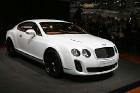 Кабриолет-рекордсмен Bentley Continental Supersports