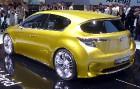 Фрагмент нового хэтчбека был показан компанией Lexus