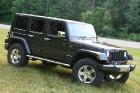 Jeep Wrangler специальный выпуск