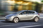 Новая модель Opel Astra 2010 года