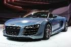 Audi презентовала первый  эскиз R8 GT Spyder