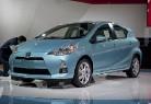 Автомобиль Тойота Приус С обогнал по объемам продаж машину Nissan Leaf и Chevrolet Volt