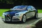Бренд Bugatti показал самый быстрый и дорогостоящий седан во всем мире