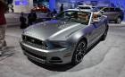 Новый автомобиль Ford Mustang GT 2013 модельного года предлагает покупателям еще больше возможностей и проходит путь к достижению совершенства