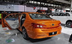 Новый BYD Qin 2014