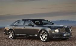Bentley Mulsanne 2013: обновления в духе времени
