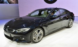 2015 BMW 4 Series Grand Coupe
